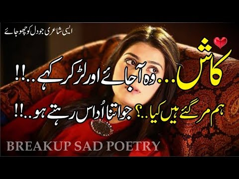 Broken Heart 2 Line Poetry | Urdu Hindi 2 Line Poetry | New Sad Urdu Poetry | Sad Poetry | Fk Poetry