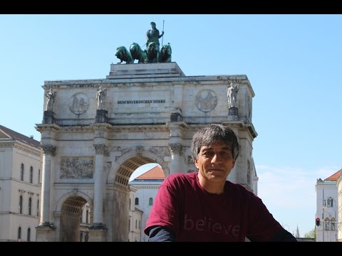 Munich, (Munchen) Germany. Wonderful City Tour. Fatih Aksoy