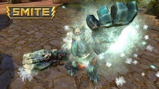 SMITE - Battleground Of The Gods // Ymir Gameplay 4v5