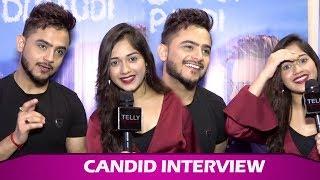 Candid Interview With Millind Gaba & Jannat Zubair Zindagi Di Paudi Song