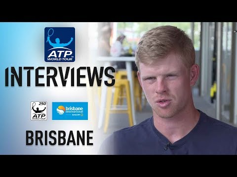 Interview: Kyle Edmund Ready To Push Higher In 2018
