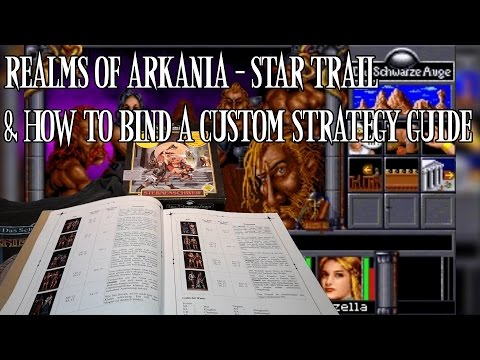 Realms of Arkania - Star Trail - DIY Strategy Guide