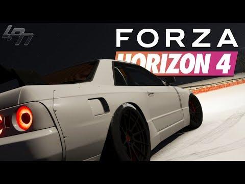 FORZA HORIZON 4 Part 7 - 830PS im Godzilla!! | Lets Play