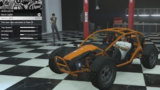 GTA 5 - DLC Vehicle Customization - Maxwell Vagrant (Ariel Nomad) and Review