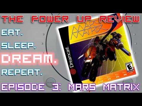 [Eat.Sleep.DREAM.Repeat] Episode 3: Mars Matrix (Sega Dreamcast Gameplay)