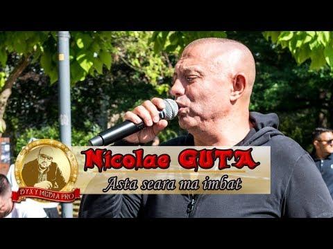 Nicolae GUTA - Asta seara ma imbat - LIVE 2018 - Botez RADU DEAN ARMANDO