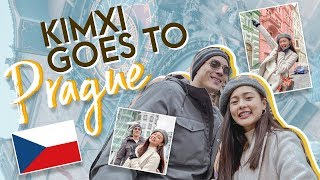 KimXi Goes to PRAGUE! | Kim Chiu PH