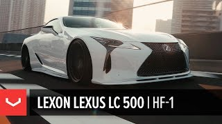 Lexus LC 500 | Lexon Japan | Vossen Hybrid Forged HF-1 Wheels