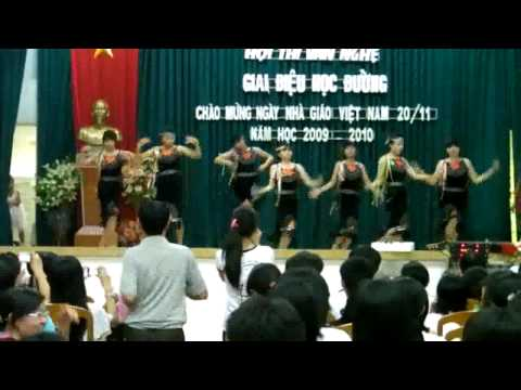 Múa [Văn nghệ Châu Văn Liêm 20.11.2009]