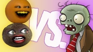 Fruits vs Zombies: Passion Fruit