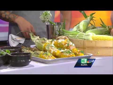 Chefs prepare vegetarian comfort food