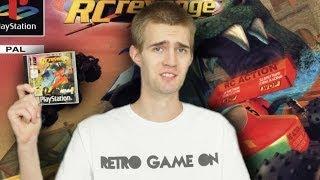 RC Revenge for PSone Review