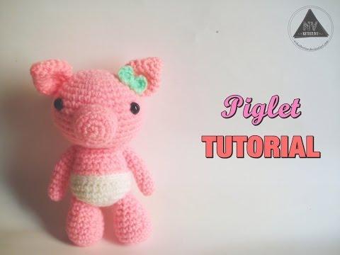 Crochet Little Bigfoot Pig Doovi