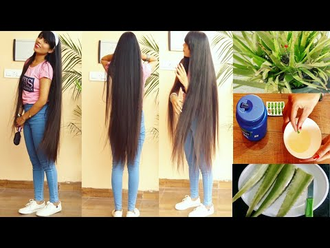How to Grow Long Thicken Shiny Hair | World's Best Remedy for Hair Growth