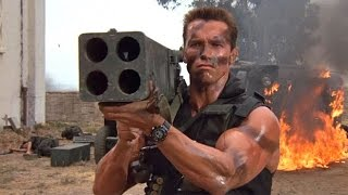 10 Greatest Action Heroes Of ALLTIME