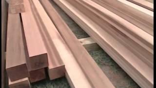 Building A Western Red Cedar Deck