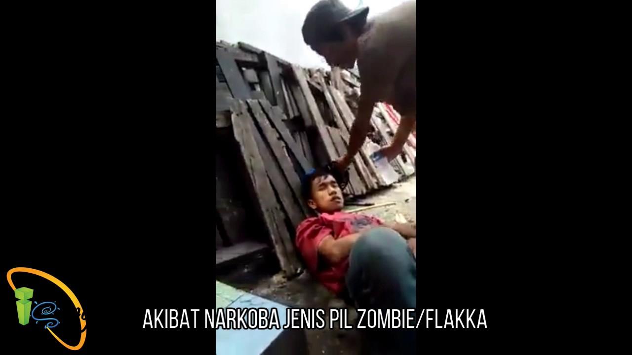 Narkoba Zombie Sudah Masuk Indonesia #Flakka #highasfuck