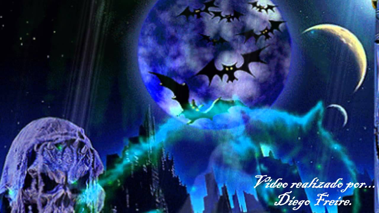 SAUROM Noche de Halloween