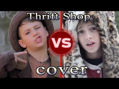MattyBRaps VS Johnny Orlando (Thrift Shop Cover)