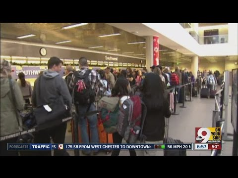 Holiday travel could set records this year