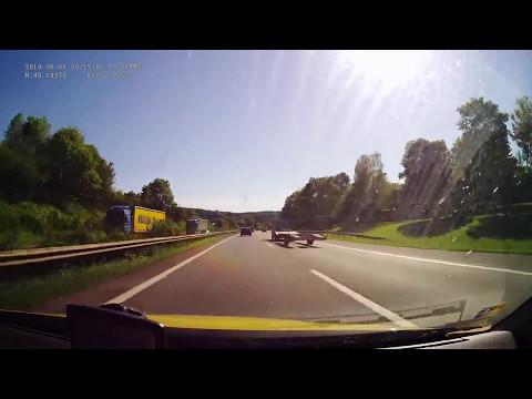 Austria. Motorway A1 Westautobahn, 55-301 km. 2014-06, 1x