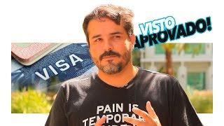 COMO TER O VISTO AMERICANO APROVADO - Paulo Sergio