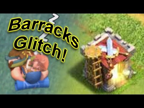 ✅Clash Of Clans BARRACKS TROOP GLITCH MOD w/ S E X |  Town Hall 9 (TH9) BEST ATTACK STRATEGY EVER!