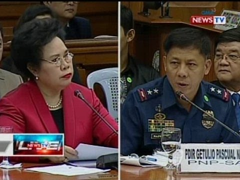 NTVL: Sen. Santiago: It was not an encounter, it was a massacre