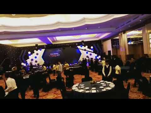 Transisi set up event asia pacific iT academy 2017