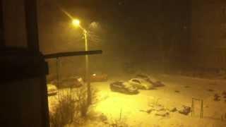 RUSSIA -50c SNOW EPIC COLD   ATOMjke show