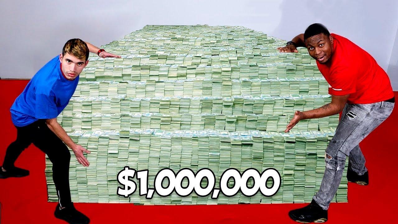 El Último en Quitar la Mano se Queda con $1,000,000