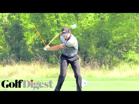 Sergio García's Golf Swing Secrets | Hank Haney: Swing Like a Pro