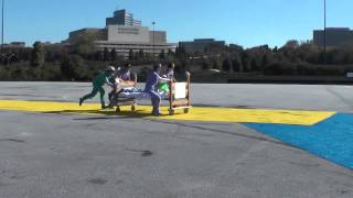 Atlanta Bed Race