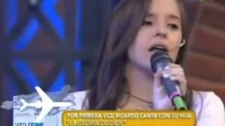 Ricardo Montaner y Evaluna La gloria de Dios en Vivo