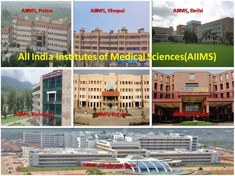 List of AIIMS Colleges in India | All India Institutes of Medical Sciences
