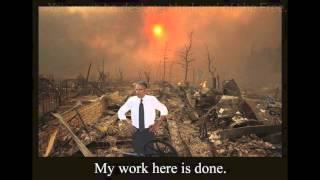 Anti-war Muhammad Ali puts Barack Obama the warmonger to shame