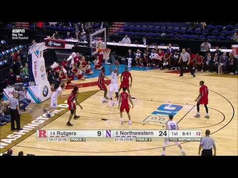Taphorn Finds Pardon for the Dunk vs. Rutgers