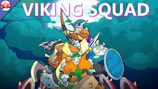 Viking Squad Gameplay - Part 1 - Walkthrough (Steam PC Game)
