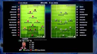 PES 2013 -  Best Game Plan, Formation, Ranking Match