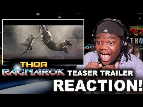 Thumbnail: Thor Ragnarok Teaser Trailer : REACTION!