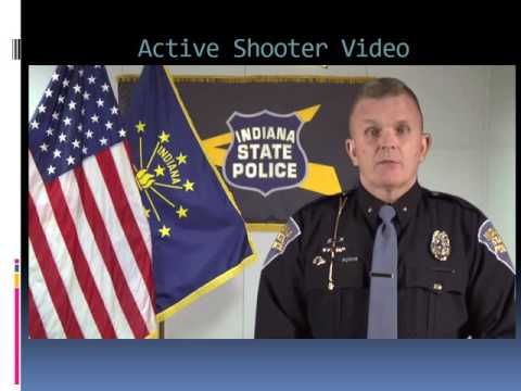 Unarmed Response to a School Active Shooter Event - Full Presentation