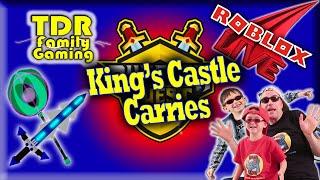 Roblox Dungeon Quest: Castello dei Re (75-80) e Portando i livelli inferiori - Stream