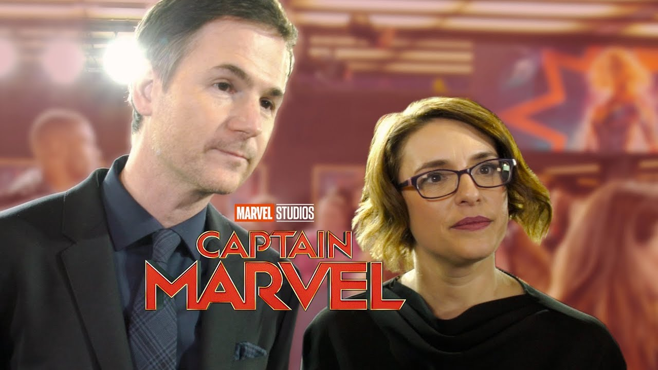 Captain Marvel now streaming on Digital HD, Blu-ray with