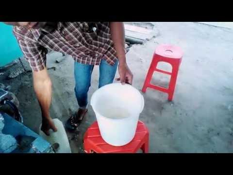Cara membuat martabak manis ( martabak kacang )