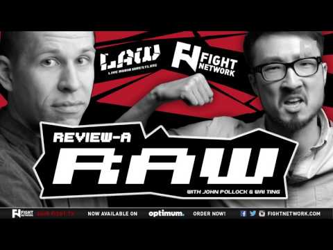 """Review-A-Raw 12/15/15 - """"Times New Roman"""""""