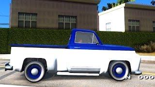 GTA V Vapid Slamvan - GTA San Andreas