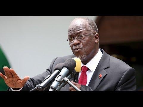 JPM Katika Mkutano Mkuu wa Vyama vya Siasa