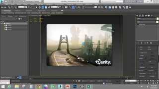 Export 3ds Max Animation for Unity3D