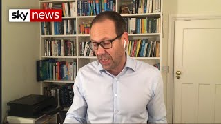 Coronavirus: UK vaccine 'reduces transmission'
