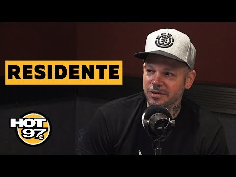 Residente On Puerto Rico's Protests, Statehood vs Independence & Why More Celebs Don't Speak Out